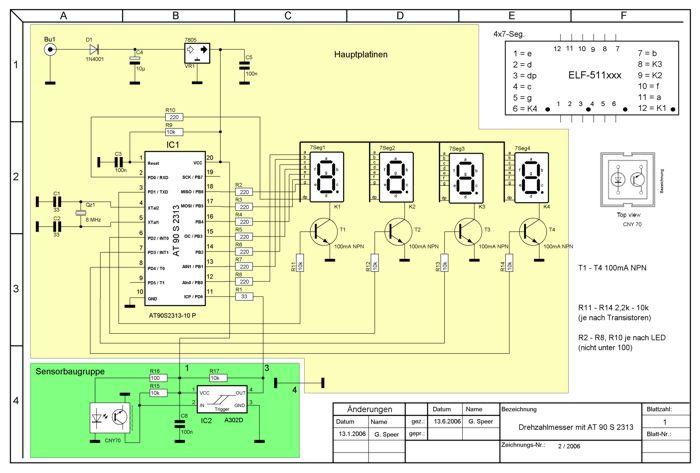 drehzahlmesser bauen lichtschalter beschriftung. Black Bedroom Furniture Sets. Home Design Ideas